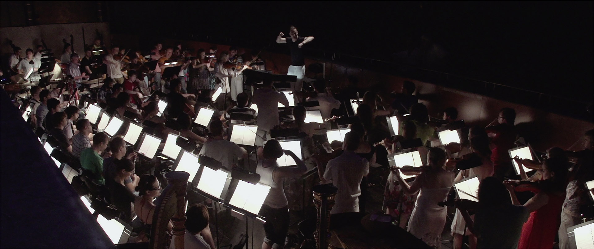 Petrushka — Conduction — A film featuring Teodor Currentzis